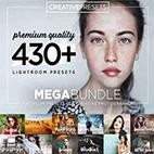 430 Lightroom presets Bundle logo