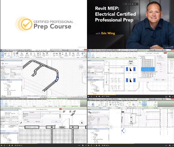 Cert Prep: Revit MEP Electrical Certified Professional center