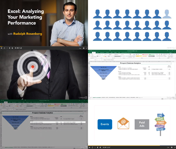 Excel: Analyzing Your Marketing Performance center