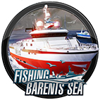 Fishing Barents Sea Icon