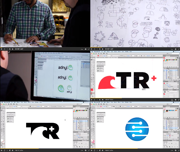 Foundations of Logo Design: Illustrating Logo Marks center