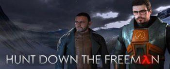 Hunt Down The Freeman-screen