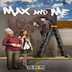Max & Me.2018.www.download.ir.Poster