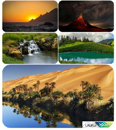 Most Wanted Nature Widescreen Wallpapers Pack 10 center