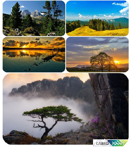 Most Wanted Nature Widescreen Wallpapers Pack 11 center