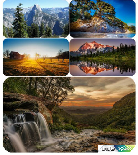 Most Wanted Nature Widescreen Wallpapers Pack 12 center