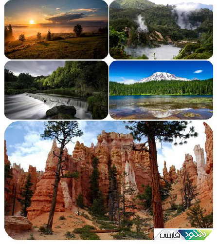 Most Wanted Nature Widescreen Wallpapers Pack 13 center