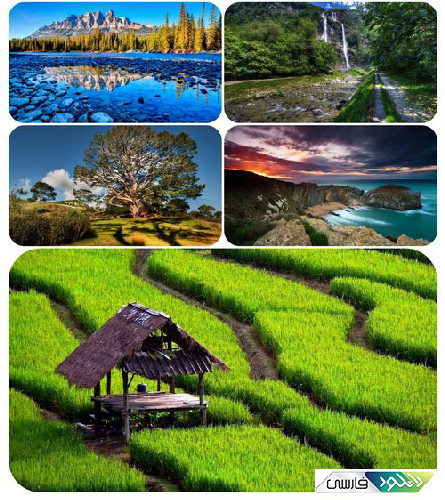 Most Wanted Nature Widescreen Wallpapers Pack 14 center