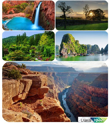 Most Wanted Nature Widescreen Wallpapers Pack 15 center