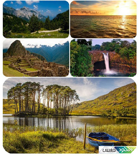 Most Wanted Nature Widescreen Wallpapers Pack 17 center