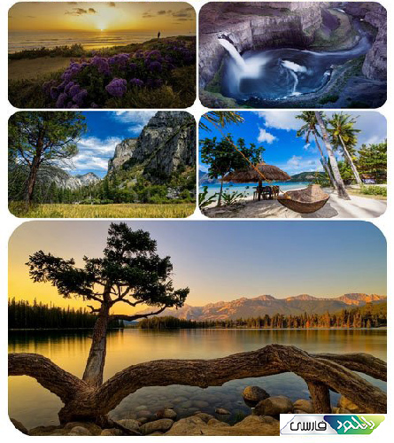 Most Wanted Nature Widescreen Wallpapers Pack 18 center