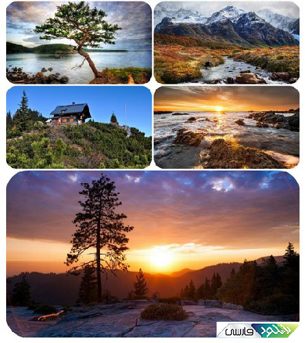 Most Wanted Nature Widescreen Wallpapers Pack 20 center