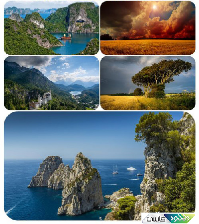 Most Wanted Nature Widescreen Wallpapers Pack 9 center