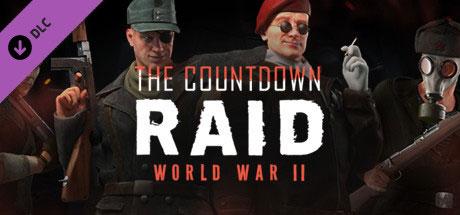 RAID World War II The Countdown Raid center
