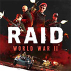 RAID World War II The Countdown Raid logo