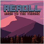 Reroll Back to the throne Icon