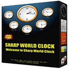 Sharp.World.Clock.logo