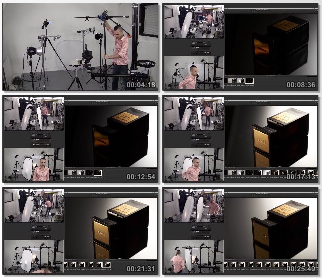 دانلود فیلم آموزشی Product Photography: Behind The Scenes Lesson from a Pro