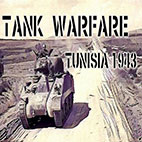 Tank Warfare Tunisia 1943 El Guettar Icon