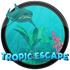 Tropical Escape Icon