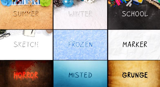Videohive Animated Handwriting Bundle center