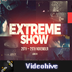 Videohive Extreme Show logo