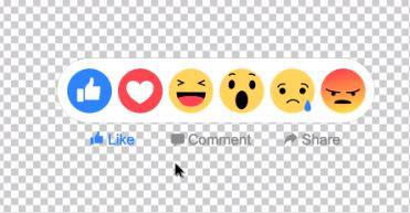 Videohive Facebook Emoji Pack center