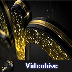 Videohive Golden Elegance Logo logo