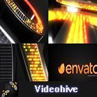 Videohive Neon Spheres Element 3D Opener logo