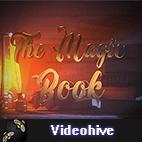 Videohive The Magic Book logo