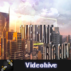 Videohive Titles of City logo