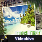Videohive Tropical Journey Slideshow logo