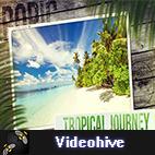 Videohive Tropical Journey Slideshow logo