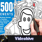 Videohive Whiteboard Pack - Create Your Own Story logo