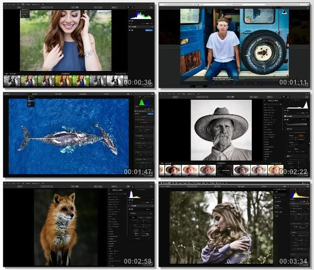 دانلود فیلم آموزشی Luminar: Advanced Projects از Lynda