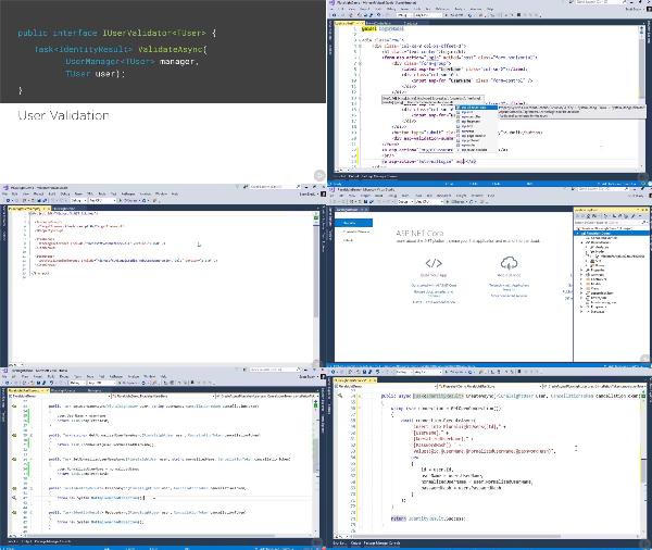 ASP.NET Core Identity Deep Dive center