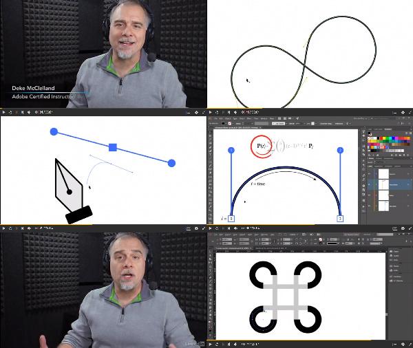 Adobe Pen Tool: Mastery center