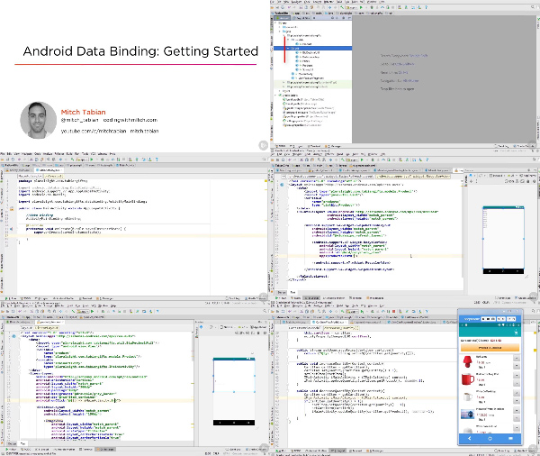 Android Data Binding: Getting Started center
