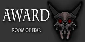 Award. Room of fear-screen
