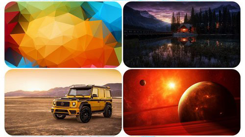 Beautiful Mixed Wallpapers Pack 22 center
