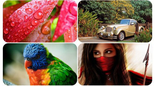 Beautiful Mixed Wallpapers Pack 24 center