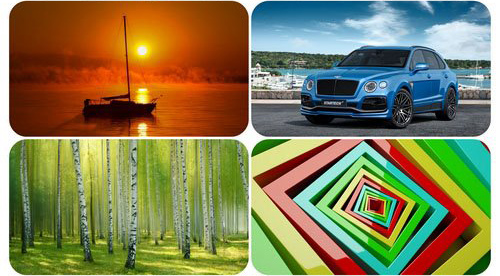 Beautiful Mixed Wallpapers Pack 25 center