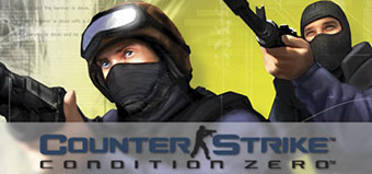 Counter Strike Condition Zero-screen