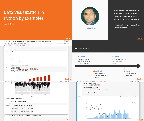 Data Visualization in Python by Examples center