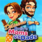 Delicious.Moms.vs.Dads.logo