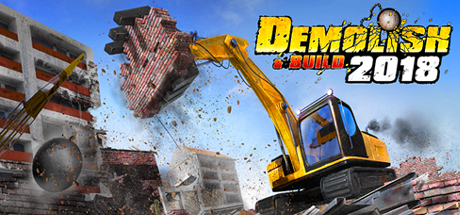 Demolish & Build 2018 Center