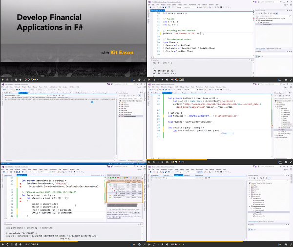 Develop Financial Applications in F Sharp center