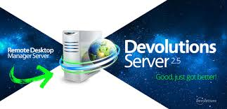 Devolutions Server center