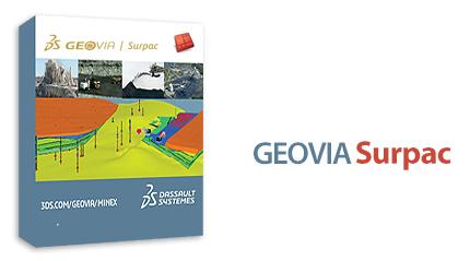 GEOVIA Surpac center