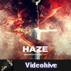 Haze Photoshop Action logo